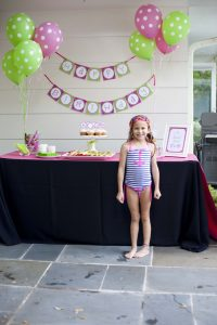 watermelon birthday party ideas