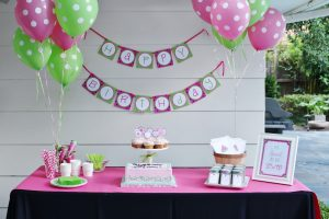 watermelon birthday party