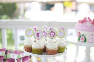fairy party ideas fairy cupcake toppers