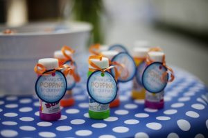 bubble birthday party favor ideas