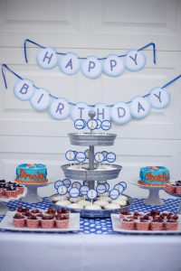bubble birthday party ideas