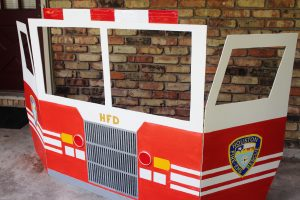 firetruck photo booth