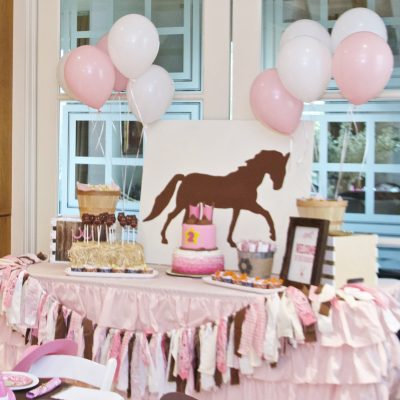 Cowgirl Birthday Party ideas- Nora's 2nd Birthday Party