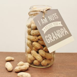 nuts about you printable