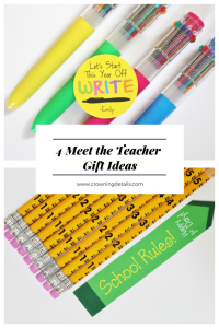 meet the teacher gift ideas