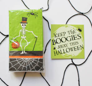 boogies away printable free halloween printable