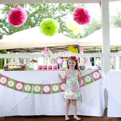 How to Host a Magical Fairy Birthday Party