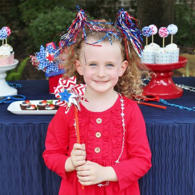 How to Host a Family Friendly Patriotic Party