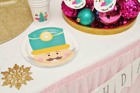 nutcracker party ideas