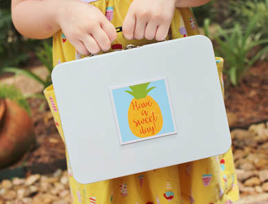 Back to School Lunch Box Notes- FREE Printables!!