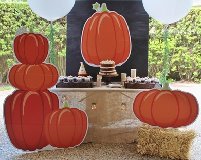 Celebrate your 'Lil Pumpkin with this Cute 1st Birthday Party Theme!