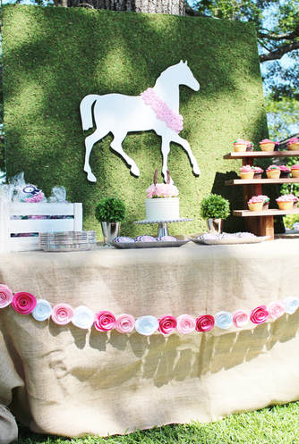Kentucky Derby Birthday Party