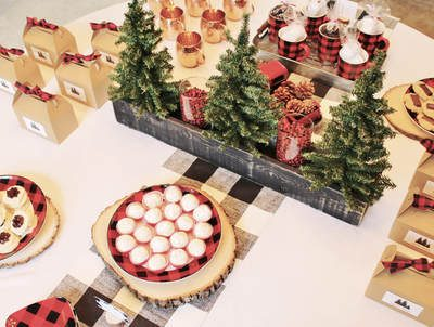 Coffee, Cookies & Cheer- A Holiday Cookie Exchange Party