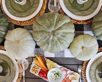 Fall Al Fresco Tablescape & Charcuterie Recipe