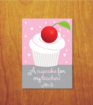 FREE Teacher Valentine's Day Cards