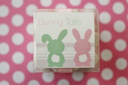 Friday's Freebie- Bunny Tails Favor Tag