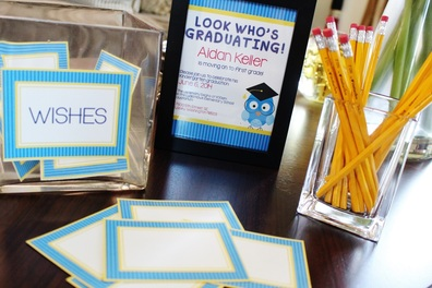 Friday's Freebie: Graduation Wishes Note Cards