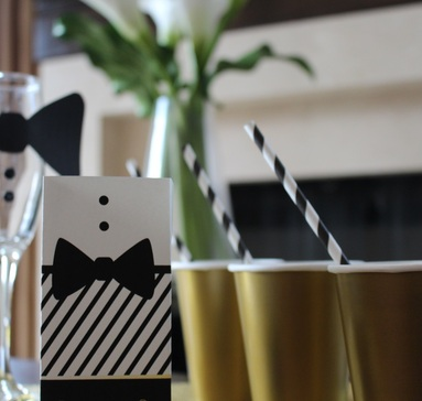 Friday's Freebie- Oscar's Popcorn Box Templates & DIY Popcorn Bar Tutorial