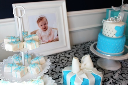 tiffany birthday party ideas