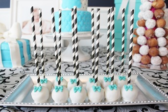 tiffany cake ball pops