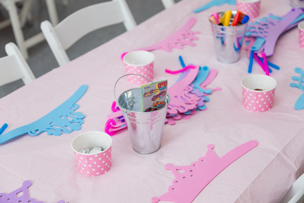princess party activities