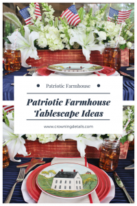 patriotic farmhouse ideas