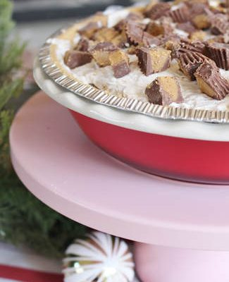 How to Make a No Bake Pie: Peanut Butter and Chocolate