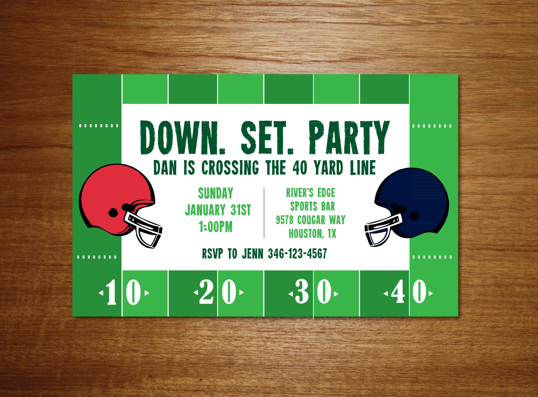 football party invitation superbowl party invitation crowning