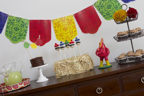 Fiesta Theme Party Package