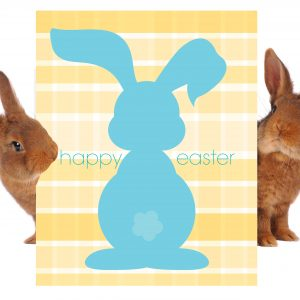 Happy Easter Poster/Sign
