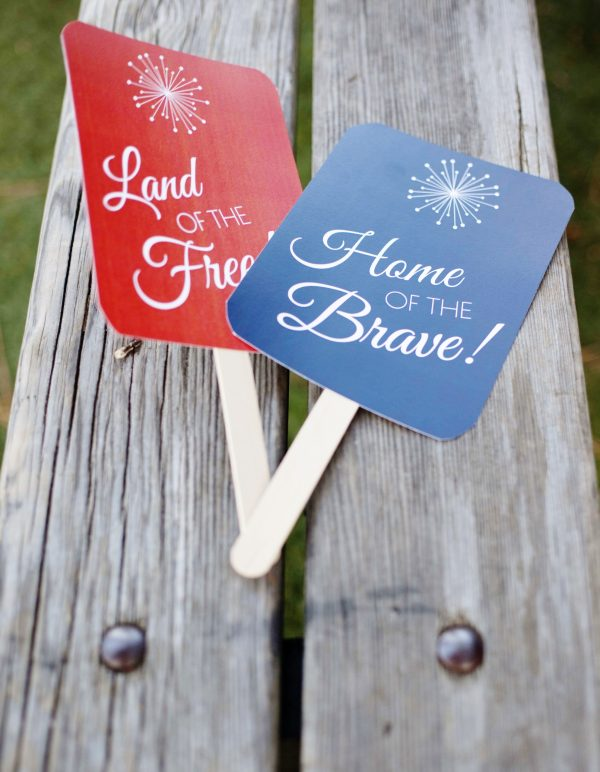 4th of July Printables Package