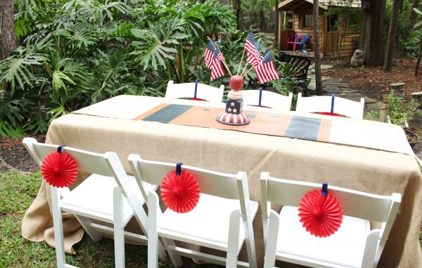 Labor Day Party Package- Memorial Day Party Package- Patriotic Party Package