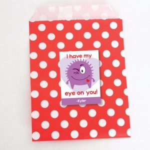 I Have My Eye on You Valentine's