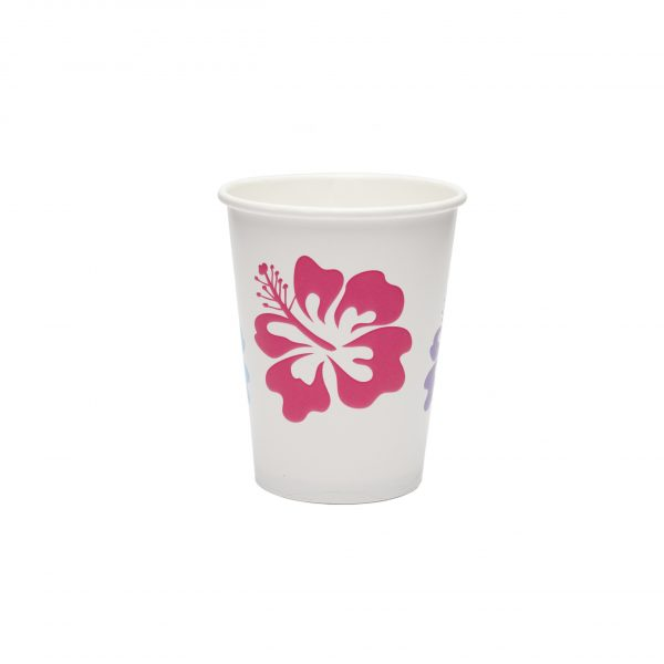 Hawaiian Hibiscus Cups
