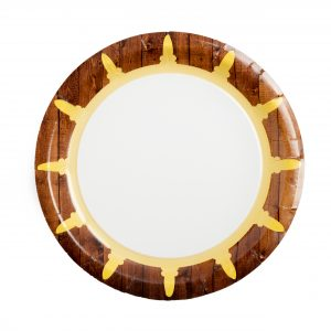 Pirate Paper Plates