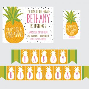 Pineapple Party Package