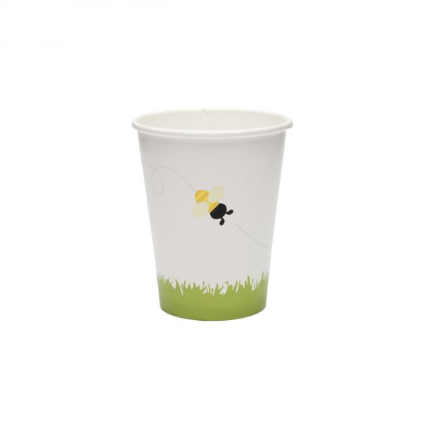 Bees Paper Cup
