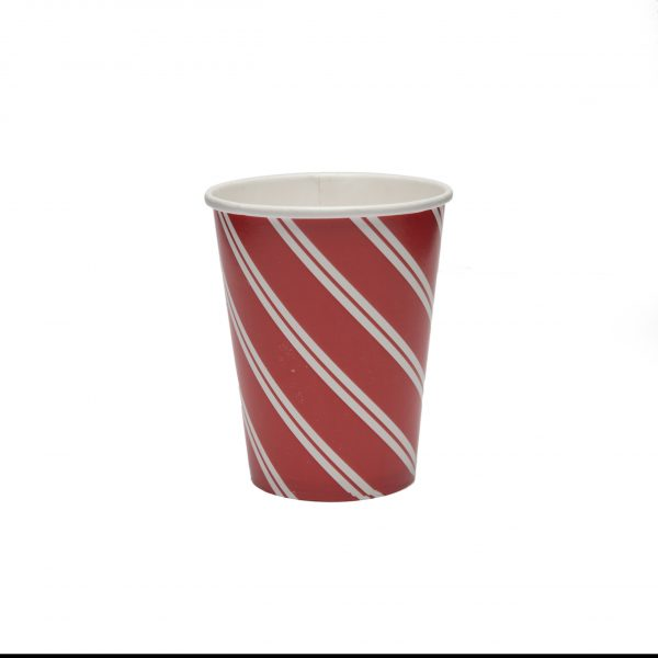 candy cane cups winter wonderland party supplies