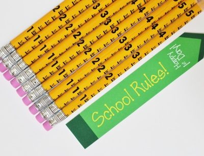 School Rules! Happy 1st Day….Back to School Printables!!