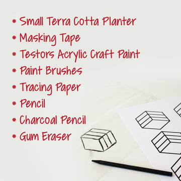 list of supplies needed for a teacher appreciation gift