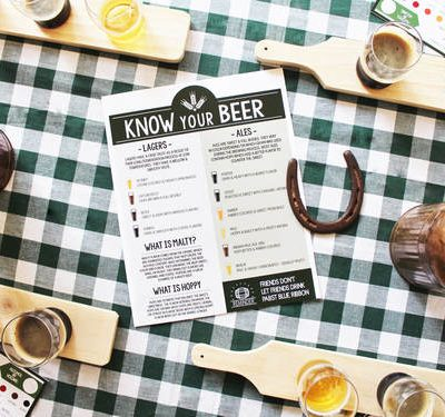 Throw a Beer Tasting Party with our Simple Tips