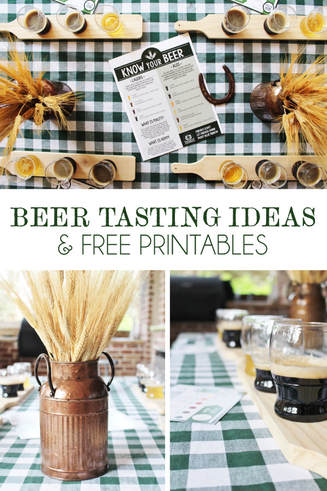 Beer Tasting Party and FREE cards