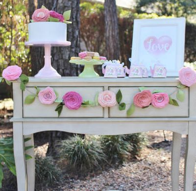 Valentine's Day Tea Party & FREE Love Printable