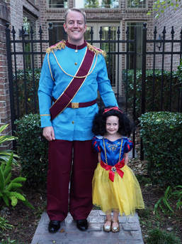 prince charming and snow white costumes