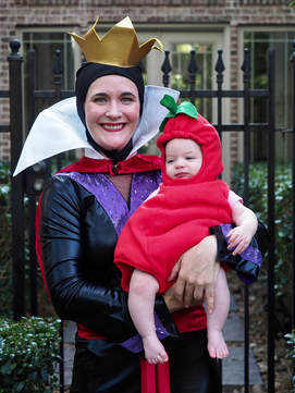 Snow White Family Halloween Costumes- 2017