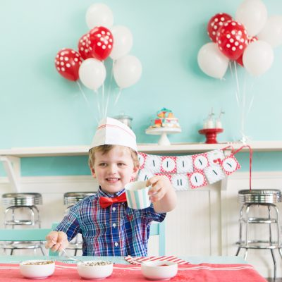 How to Host a Budget Friendly Ice Cream Birthday Party