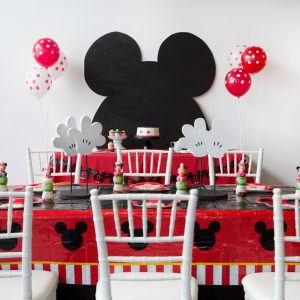 How to Throw an Epic Mickey Mouse Party