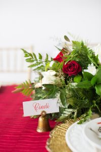 holiday tablescape ideas holiday place cards