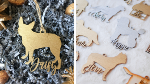 dog ornaments gifts for the dog lover