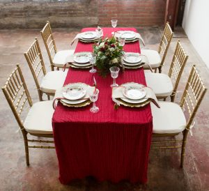 formal christmas tablescape holiday tablescape